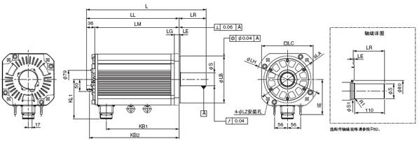 15kw电机plc星三角启动电路图